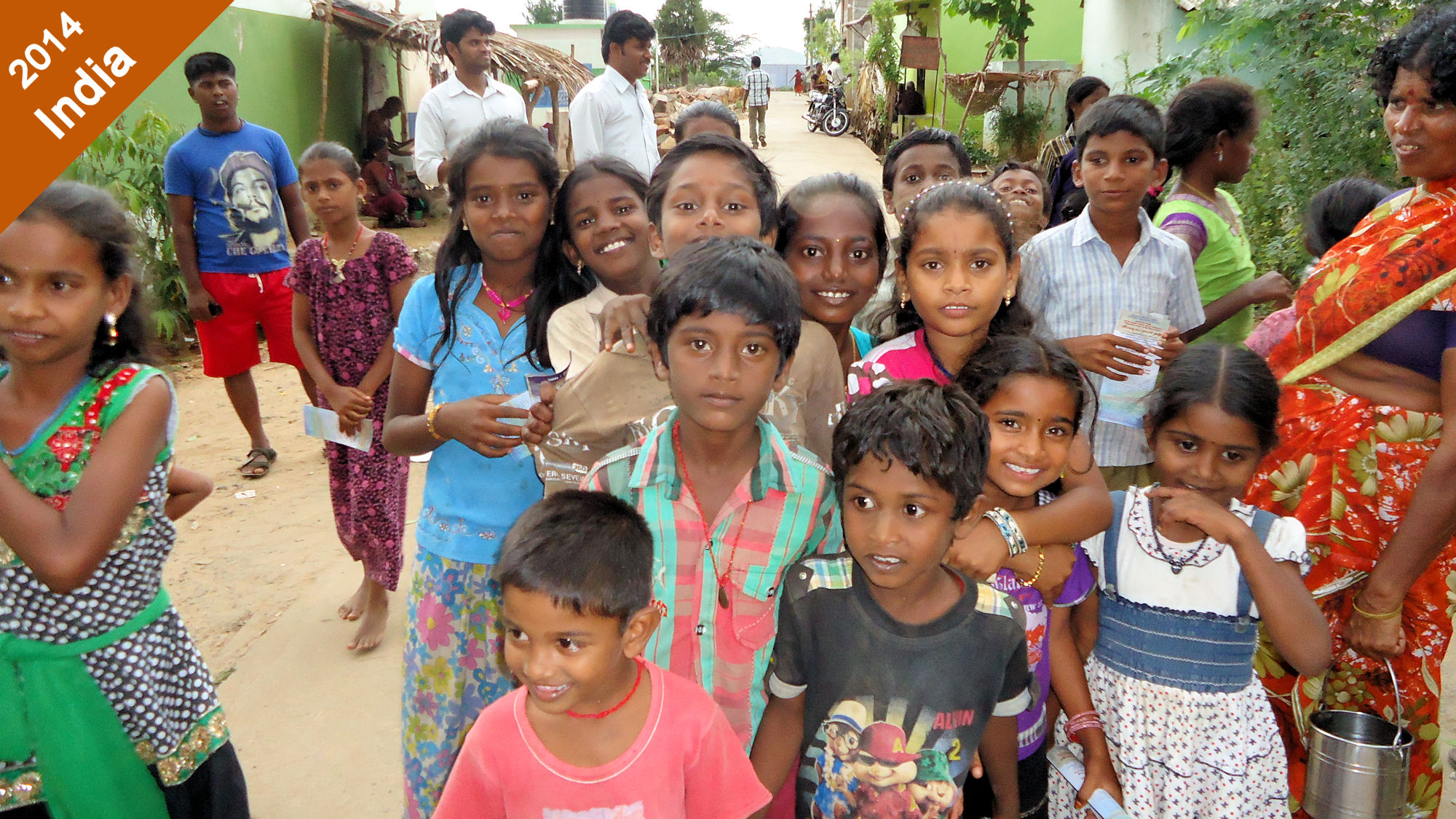 Children in India